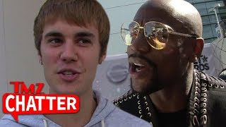 Download Floyd Mayweather to Justin Bieber, You're DEAD To Me! | TMZ Chatter Video