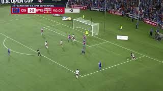 Download Lamar Hunt U.S. Open Cup: FC Cincinnati vs. New York Red Bulls: Highlights - Aug. 15, 2017 Video