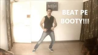 Download Beat pe Booty | Dance Cover | Manik Sangal | Hip Hop Choreography Video