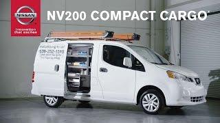 Download 2015 Nissan NV200 Compact Cargo Van Video