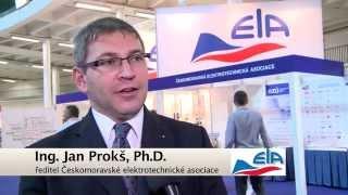 Download Českomoravská elektrotechnická asociace (ElA) na MSV 2015 Video