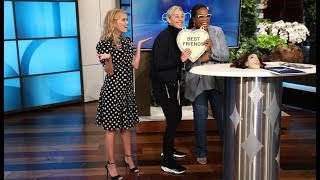 Download Ellen and Reese Witherspoon Find Out Who Knows Oprah Best Video