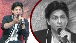 Download Shahrukh Khan Gets Angry at JAB TAK HAI JAAN Press Conference Video