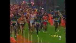 Download Paul Tergat Vs Salah Hissou - Turin 1997 World Cross Country Video