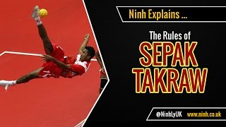 Download The Rules of Sepak Takraw - EXPLAINED! Video