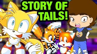 Download Is Tails A HERO? (The Life Story of Miles ″Tails″ Prower) - ConnerTheWaffle Video