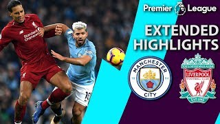 Download Man City v. Liverpool | PREMIER LEAGUE EXTENDED HIGHLIGHTS | 1/3/19 | NBC Sports Video
