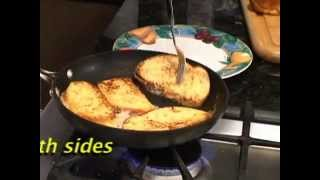 Download Real French Toast by real French Chef Jean-Jacques Bernat Video