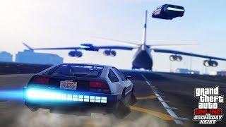 Download HIKEPLAYS: Grand Theft Auto 5 - THE DOOMSDAY HEISTS DLC - NEW JETPACKS, TANKS & PLANES Video