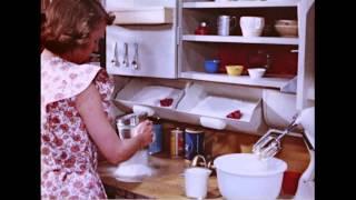 Download A Step Saving Kitchen, 1949 Video