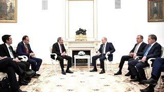 Download Почему политика новой власти Армении беспокоит Кремль. Обсуждение на RTVI Video