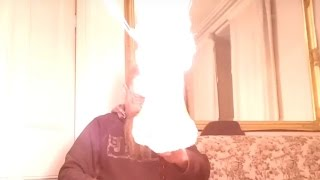 Download Dangerous LED lamp explodes! Video