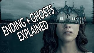 Download THE HAUNTING OF HILL HOUSE Ending & Ghosts Explained! Video