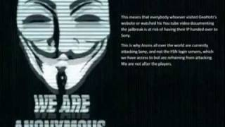 Download Anonymous Operations: Why Sony PSN has been hacked Video