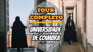 Download TOUR COMPLETO PELA UNIVERSIDADE DE COIMBRA! Video