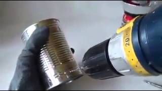Download How to make a simple piston engine made of cans Video