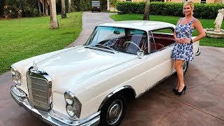 Download SOLD 1963 Mercedes Benz 220SE/b W111 Coupe, for sale by Autohaus of Naples 239-263-8500 Video