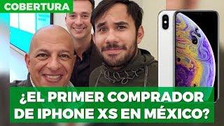 Download ¿Quién fue el primer comprador del iPhone Xs en México? Video