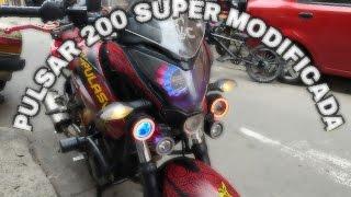 Download PULSAR NS 200 |SUPER MODIFICADA Video