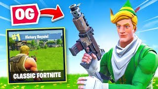 Download Welcome to *CLASSIC* Fortnite Battle Royale! Video