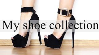 Download Colectia mea de pantofi | My shoe collection - part I Video