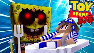 Download SPONGEBOB .EXE EATS THE LITTLE CARLY DOLL!! w/Little Carly and Little Kelly (Minecraft) Video