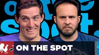 Download On The Spot: Ep. 52 - We've Been Deported to Brazil   Rooster Teeth Video