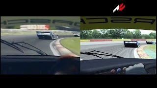 Download Porsche 962c - Comparsion Real / Assetto Corsa Video