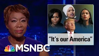 Download Trump Defends Racist Attacks As World Leaders Condemn   The Last Word   MSNBC Video