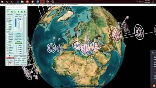 Download 12/06/2016 - M6.5 and M6.3 earthquakes strike Sumatra Indonesia + Caribbean / Venezuela Video