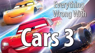 Download Everything Wrong With Cars 3 In 14 Minutes Or Less Video
