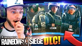 Download EARLY BLOOD ORCHID GAMEPLAY (3 NEW OPERATORS)! - (Rainbow Six Siege DLC) Video