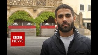 Download Refugee crisis: The Syrians abandoning Europe - BBC News Video
