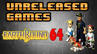 Download Unreleased Games | Earthbound 64 / Mother 3 [N64] Video