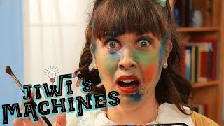 Download It Has a Virus! - Jiwi's Machines Ep. 2 - FULL EPISODE Video