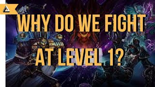 Download Why do we fight mid at level 1 and how do we abuse it? Video