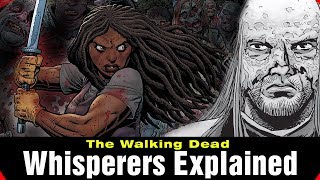 Download The Walking Dead Whisperers Explained - Season 9 Villains Video
