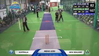 Download WICF 2019 Sunday 20 Oct 2019 Australia M50 VS New Zealand M50 11:30 Court 1 Video