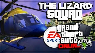 Download GTA 5 Online Servers Down! Attacked By Lizard Squad (GTA V, FIFA 15 COD Advanced Warfare & More!) Video