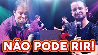 Download NÃO PODE RIR! UTC no Teatro - com BRUNO BERG, THIAGO CARMONA, JOAO BASÍLIO e BRUNO COSTOLI Video