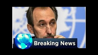 Download BREAKING: Anti-UN human rights chief to trump zeid ra'ad al-hussein to step down in 2018 Video