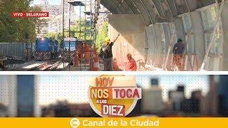Download Avanzan las obras del Tren Mitre: Entrevista a Carlos María Furgoni en Hoy nos toca a las Diez Video