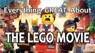 Download Everything GREAT About The Lego Movie! Video