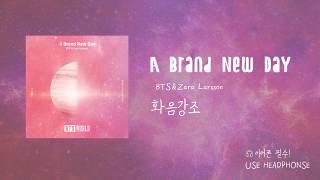 Download BTS - ' A Brand New Day (BTS WORLD OST Part.2)' 화음강조 (이어폰 필수!) Video