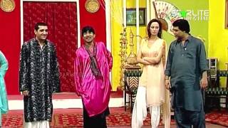 Download Best Of Zafri Khan and Sajan Abbas New Pakistani Stage Drama Full Comedy Funny Clip Video