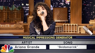 Download Wheel of Musical Impressions with Alessia Cara Video