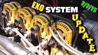 Download EXO Car Audio Updates: Fixing Alternator Bracket & Belt Travel // NVX Blow Through // Slamfest 2015? Video