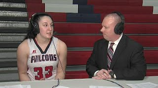 Download Player of the Game: Austintown Fitch's Sabria Hunter Video