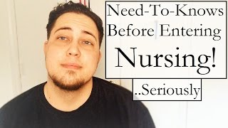 Download Need-to-Knows Before Entering Nursing! (The Good, The Bad & The Ugly) Video