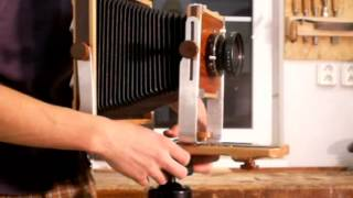 Download Titio View57 - homemade large format camera Video